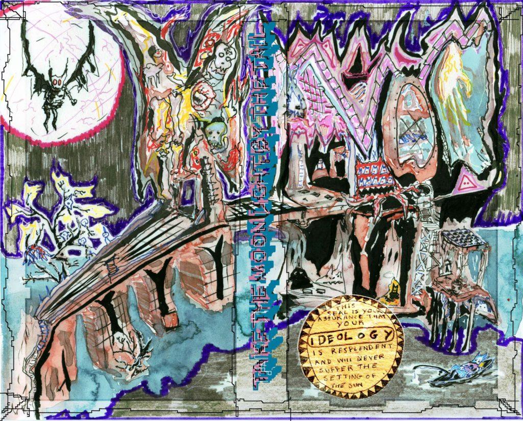 An image of a box art created by the artist Uma Breakdown